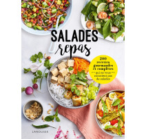 Salades repas, Larousse