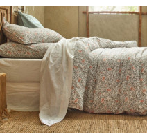 Housse de couette collection Indira Ecume, Doran Sou
