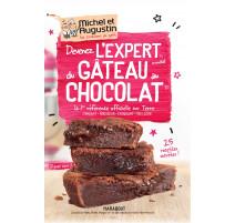 Devenez l'expert mondial du gâteau au chocolat, Marabout