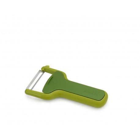 Éplucheur droit avec protège-lame SafeStore™, Joseph Joseph