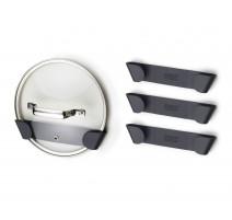 4 Porte-couvercles pour placard CupboardStore™, Joseph Joseph