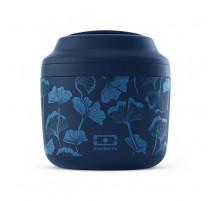 MB Element Graphic bleu Ginkgo, monbento
