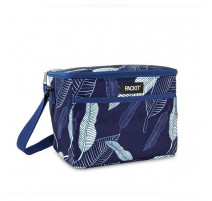 Sac réfrigérant Everyday Lunch box Navy Leaves, Packit