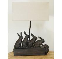 Lampe Petits lapins, Chehoma