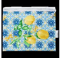 Sac à salades Citron bleu, Sacasalades By arminé