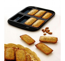 Moule 8 financiers, Mastrad