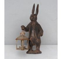 Le lapin et sa lanterne, Chehoma