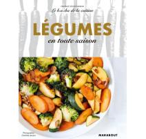 Le b.a-b.a de la cuisine Légumes en toute saison, Marabout