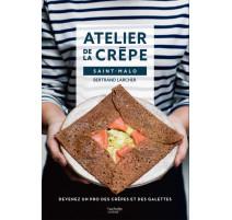 Atelier de la crêpe Saint-Malo, Hachette cuisine