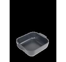 Plat four céramique carré 21 cm Appolia, Peugeot