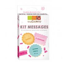 Kit message, Scrapcooking