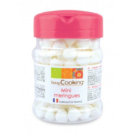 Mini meringues blanches, Scrapcooking