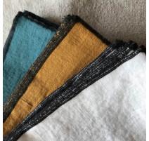 Serviette de table collection Letia, Harmony Textile