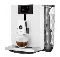 JURA Machine Automatique à café ENA 8 Full Nordic White