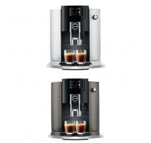 JURA Machine Automatique à café E6 EB