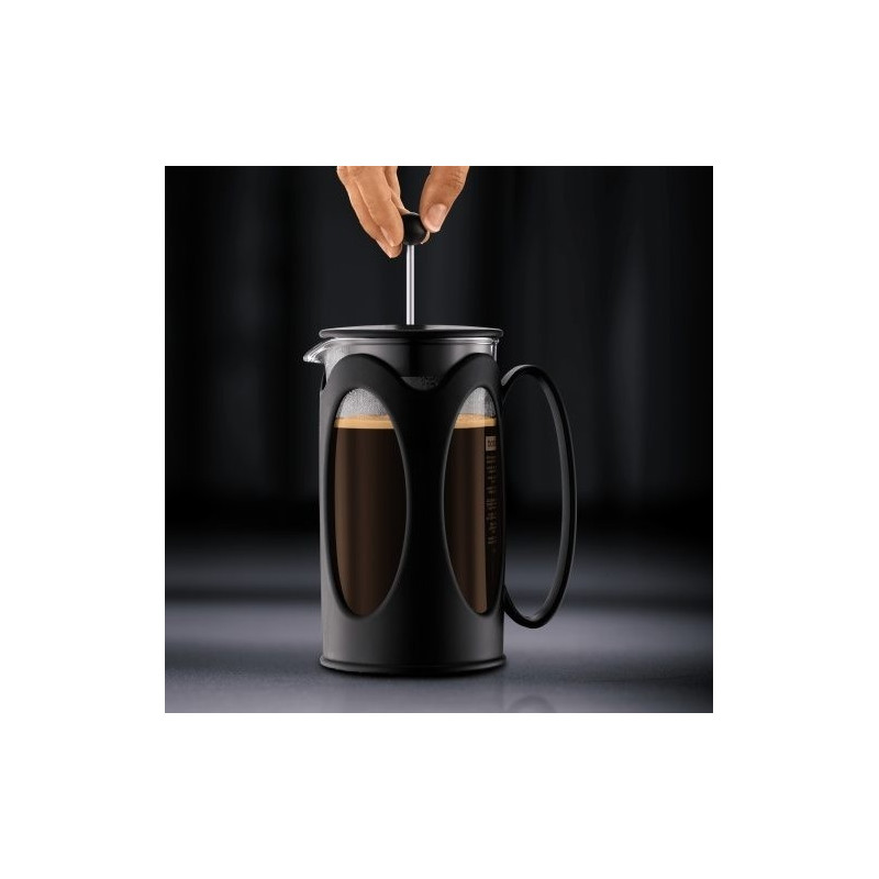 Acheter cafeti re piston kenya bodum - Cafetiere a piston bodum ...