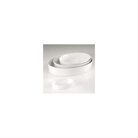 Plat ovale sabot 31.5x22.5cm, Pillivuyt