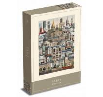 Puzzle 1000 pièces Paris, Martin Schwartz