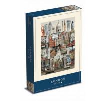 Puzzle 1000 pièces New York, Martin Schwartz