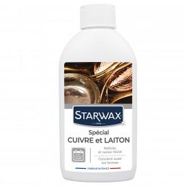 Nettoyant cuivre - laiton - bronze Starwax