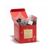 Christmas tea en sachets, Dammann Frères