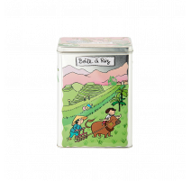 Boîte à riz Singe, Derrière La Porte