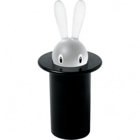 Porte cure dent Bunny Noir, Alessi