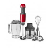 Coffret mixeur plongeant rouge, KitchenAid