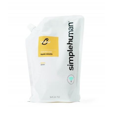 Liquide vaisselle Citron 1L, Simplehuman