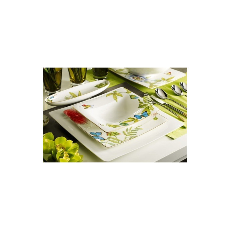 achat vente assiette plate amazonia villeroy boch. Black Bedroom Furniture Sets. Home Design Ideas