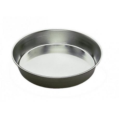 Moule à manqué 26 cm fer blanc, Gobel