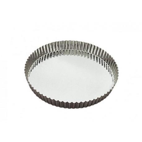 Tourtière 28cm en fer blanc, Gobel
