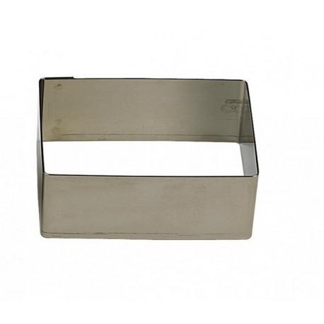 Nonnette rectangle 9cm, GOBEL