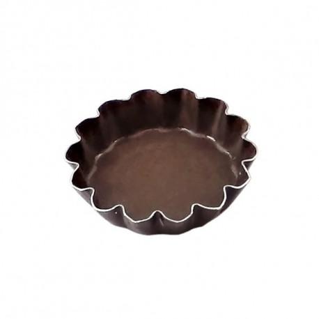 Petit four rond cannelé 4.5cm, Gobel