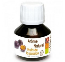 Arôme naturel fruits de la passion, ScrapCooking