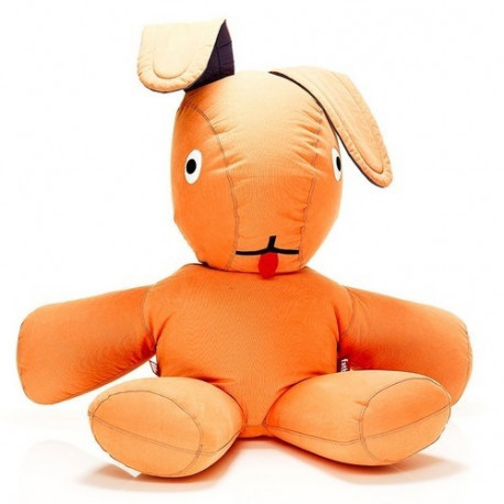 Pouf Lapin orange Fatboy