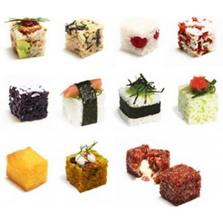 Rice Cube, Chevalier diffusion