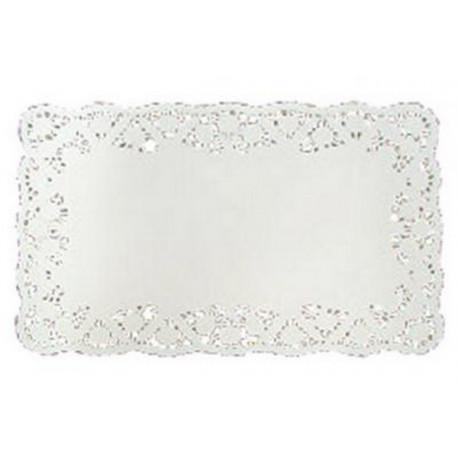 Napperons rectangles en papier x24, Cosy&Trendy