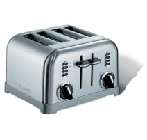 Toaster 4 tranches, CUISINART