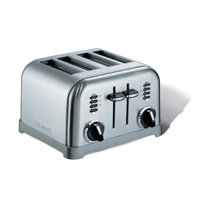 Achat Toaster 4 tranches - cuisinart - Grill pain et toasters - Le ...