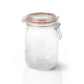 Bocaux en verre 0.75L x6, Le Parfait