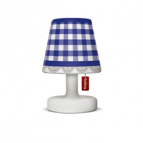 Cooper cappie Plaid blue, Fatboy