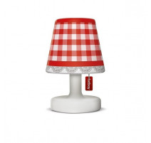 Cooper cappie Plaid Rouge, Fatboy