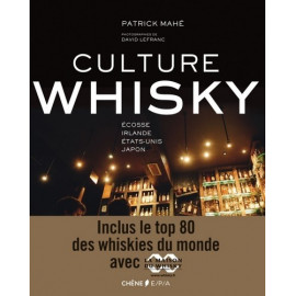Culture Whisky, Éditions du Chêne