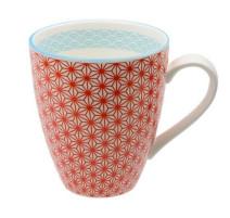 Mug Star Rouge ,Oriental sélection