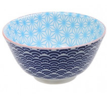 Bol rice Star Bleu nuit , Oriental sélection