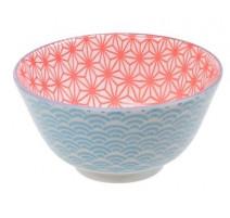 Bol rice Star bleu clair , Oriental sélection