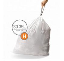 Packs de sacs poubelles H, Simplehuman