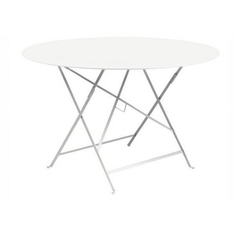 Vente Table ronde bistrot 117cm fermob - Tables de jardin - Meuble d ...