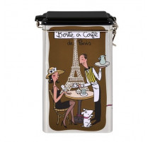 Boîte à Café de Paris, Derrière La Porte